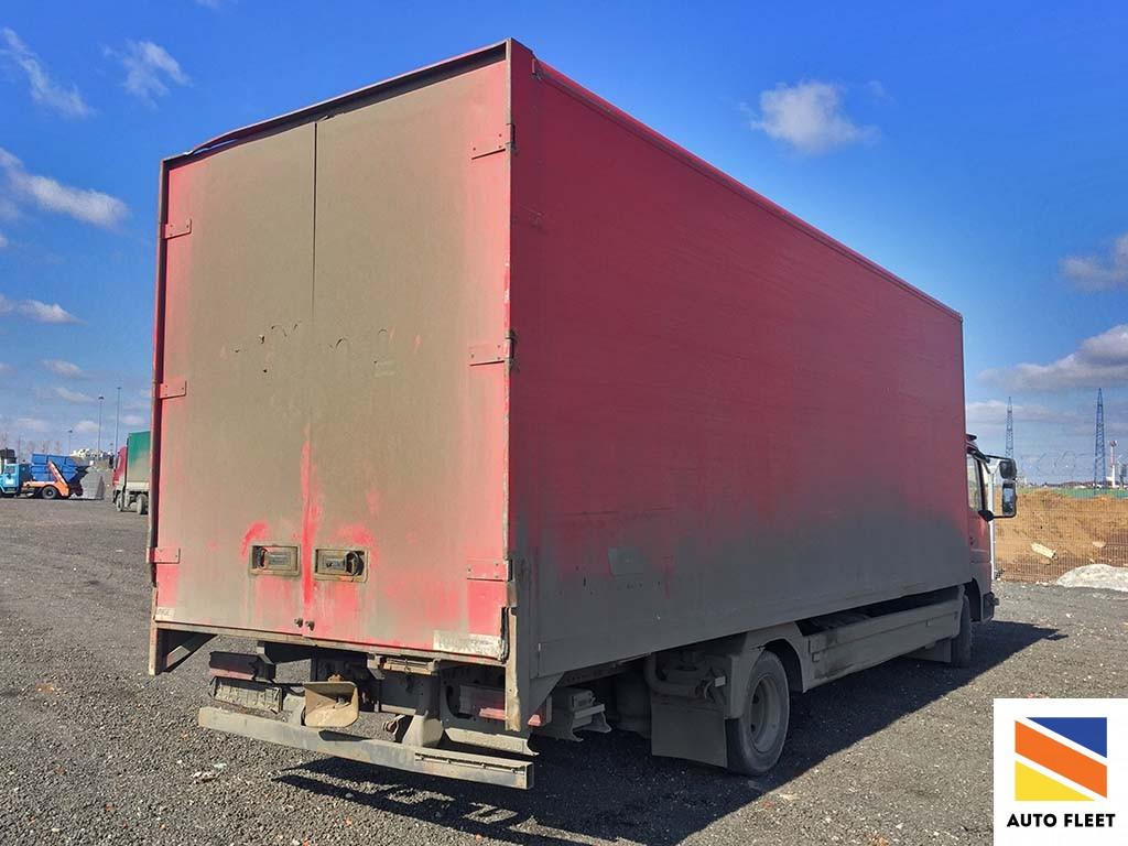 Мебельный фургон ATEGO 818