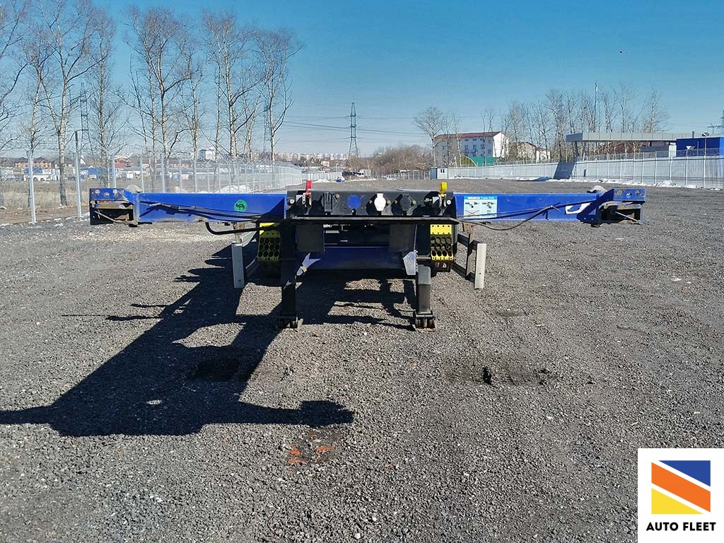 Wielton NS34 semitrailer