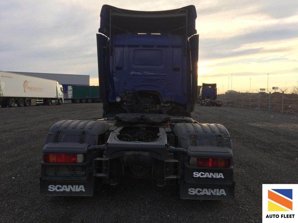 Scania G380 Griffin LA4X2HNA