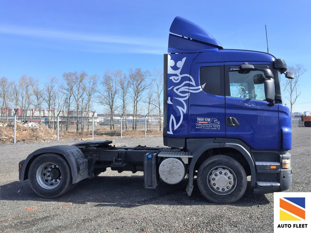 Scania G380 LA4X2 HNA тягач