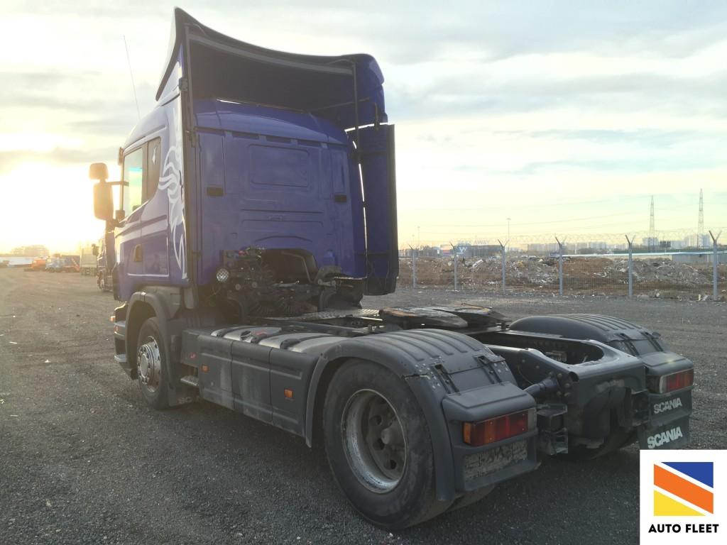 Тягач Scania Griffin G380