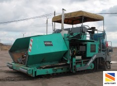 Vogele Super 2500 Асфальтоукладчик