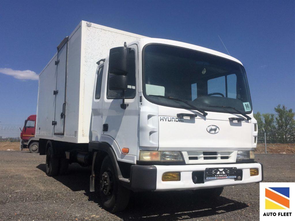 Hyundai HD-120 автофургон