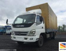 Foton BJ 1089 VDPFG-SD грузовик