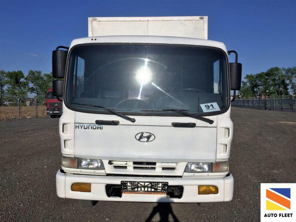 Hyundai HD 120 автофургон