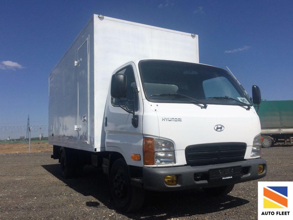 Фургон Hyundai HD72 (