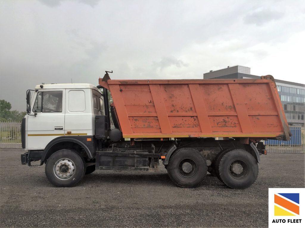 МАЗ 551605-280 грузовой самосвал