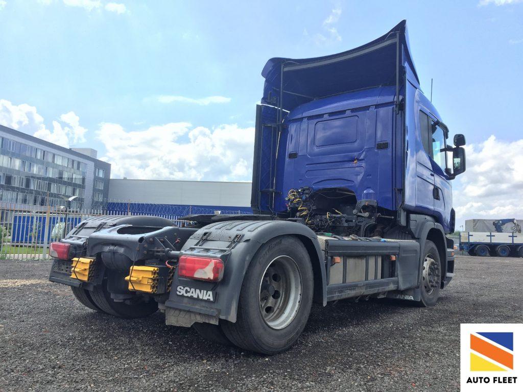 Скания ГриффинСкания Гриффин G420 Scania LA4X2HNA