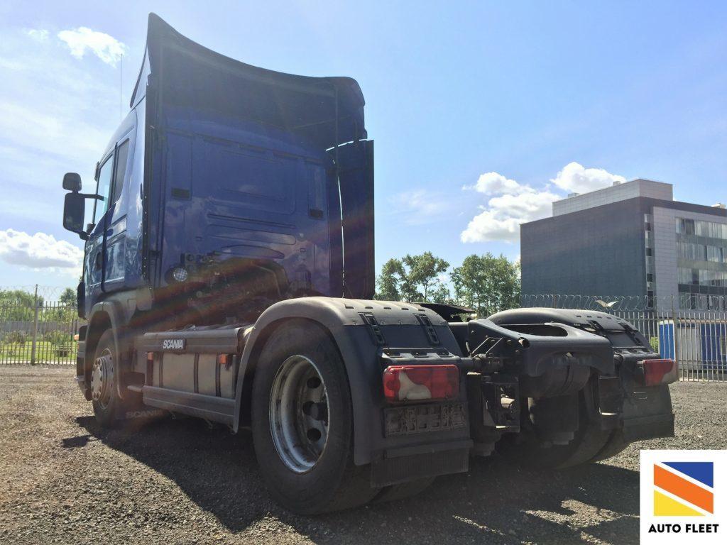 Седельный тягач Scania G420 LA4 X2HNA