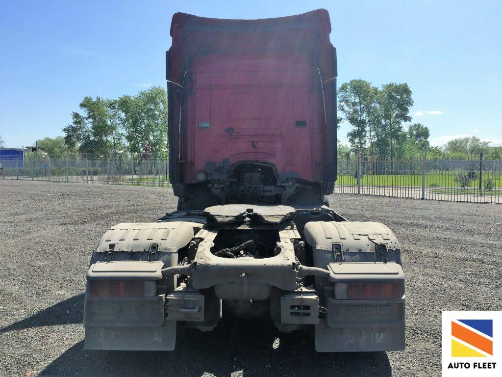 Scania G420 Гриффин 4х2