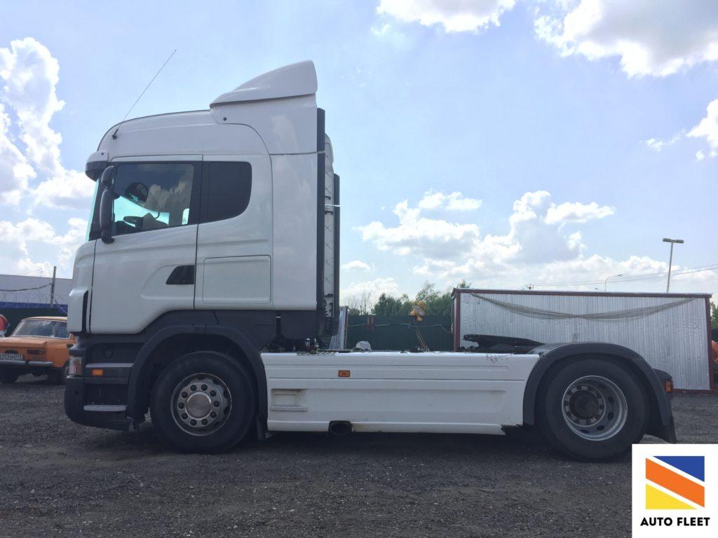 Тягач Scania R420 HIGHLINE тягач