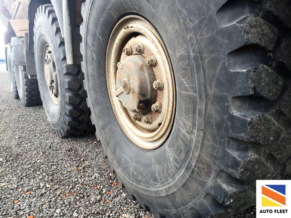 TATRA T815-230N9T 8x8.1R Dumper