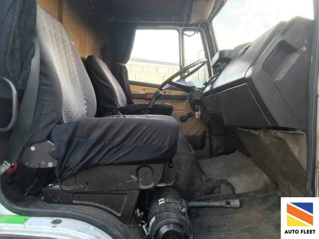Mercedes 814 S грузовик