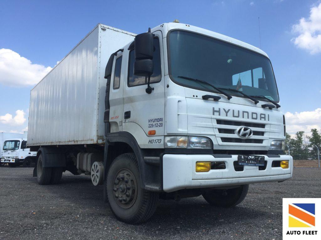 HYUNDAI HD170 грузовик