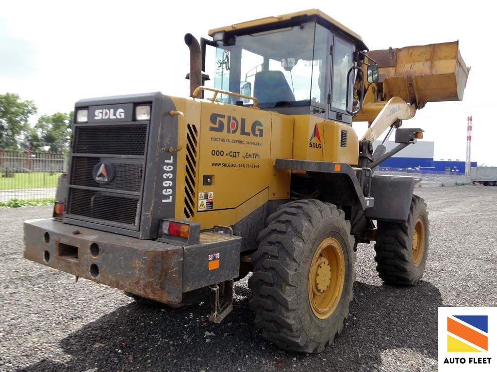 SDLG 936L Погрузчик одноковшовый