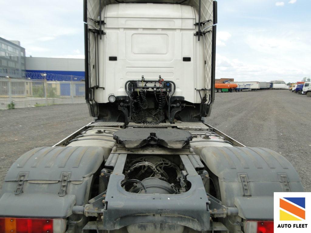 Scania R 420 магистральный тягач