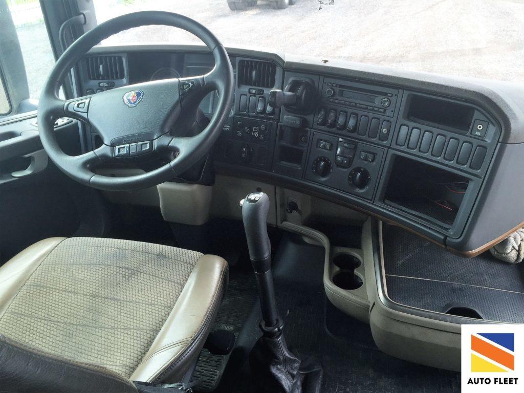 Тягач SCANIA R 420 TRUCK 4x2