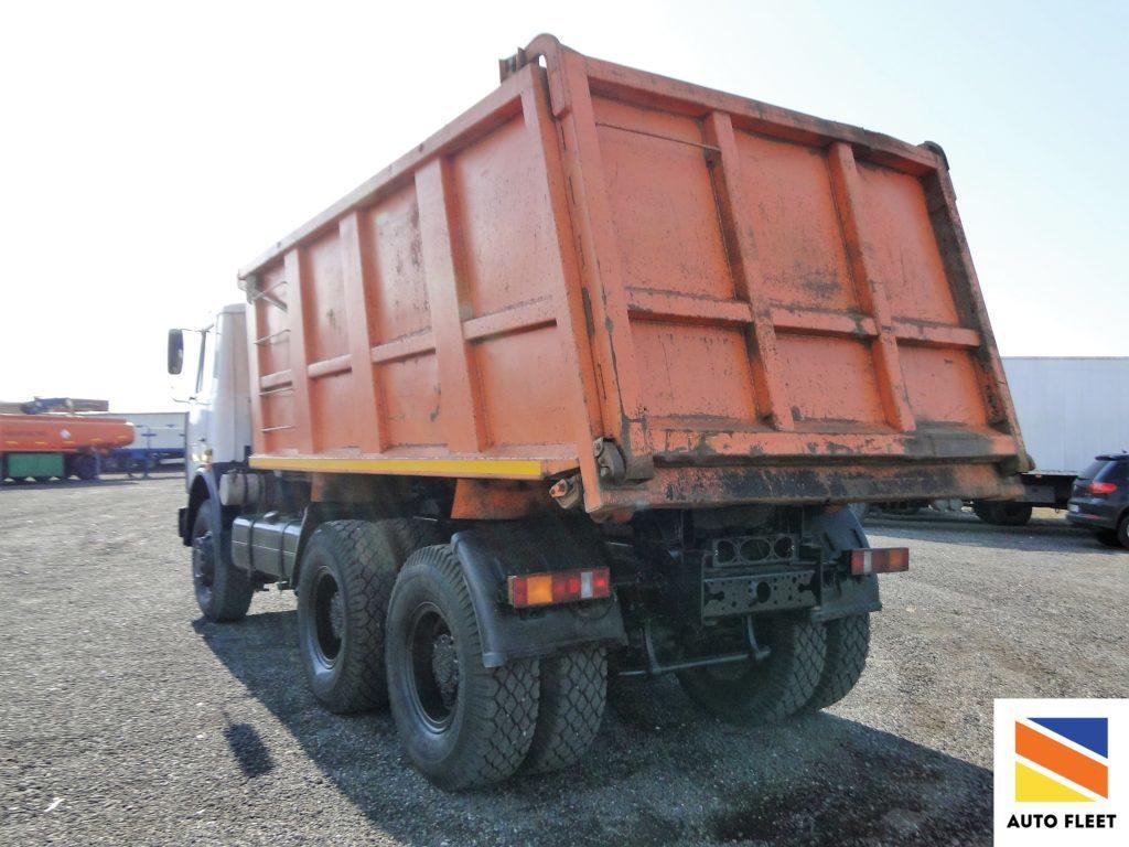 Cамосвал МАЗ 5516А5-371