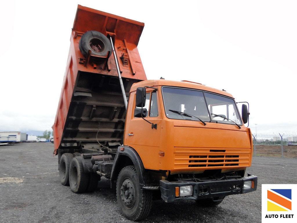 Самосвал Камаз 55111-15