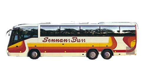 Автобусы SCANIA миниатюра