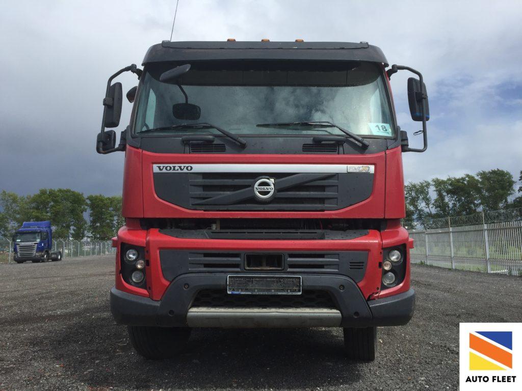 Volvo FMX 400 самосвал БЦМ 51