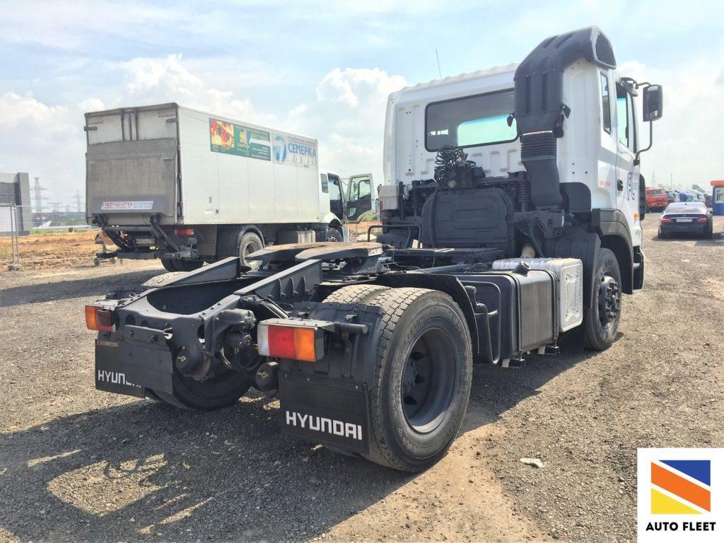 Hyundai Hd500 Trucktor тягач