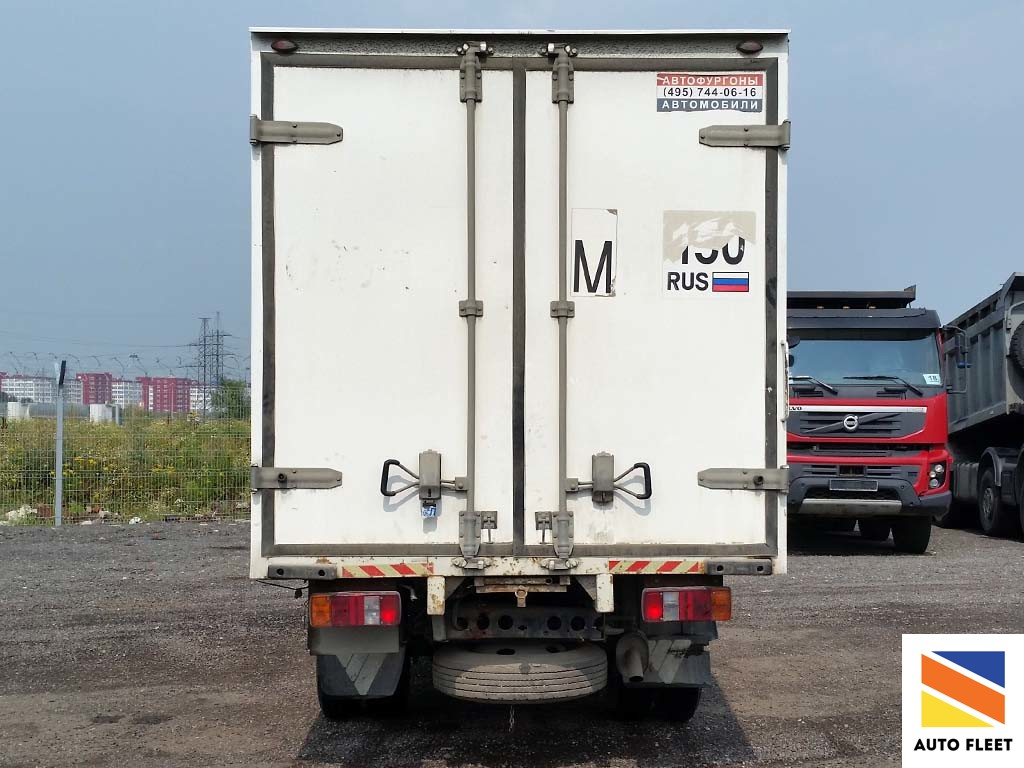 Foton Ollin II 3360 Грузовой фургон