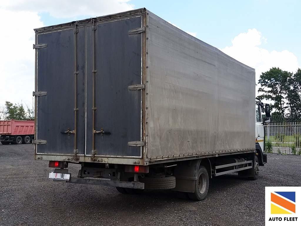 Маз 437043-328 ЗУБРЕНОК грузовик