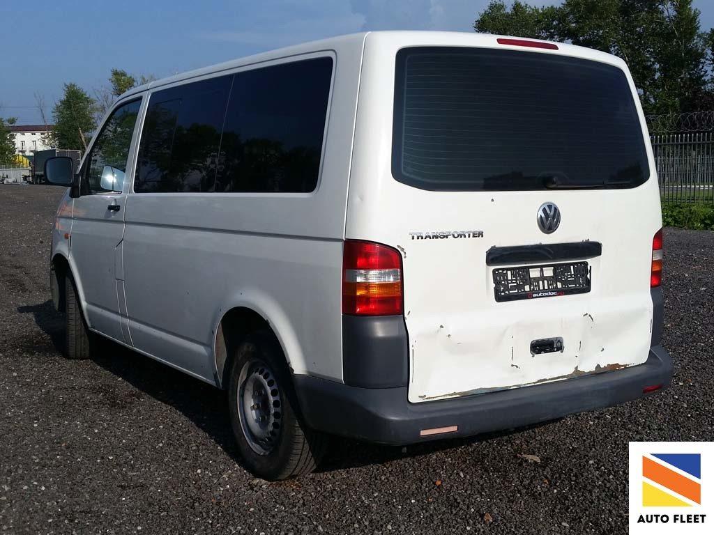 Volkswagen Transporter T5 1,9 TDI
