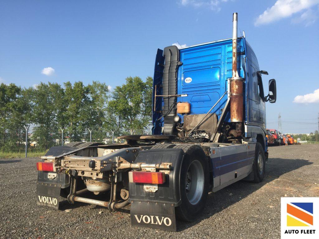 Volvo FH 12.420 Тягач седельный