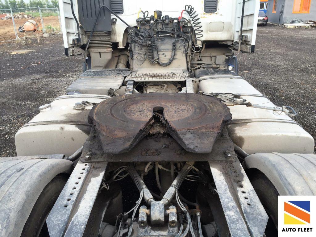 IVECO Stralis 450 ES AT440S 45T/PRR -Тягач