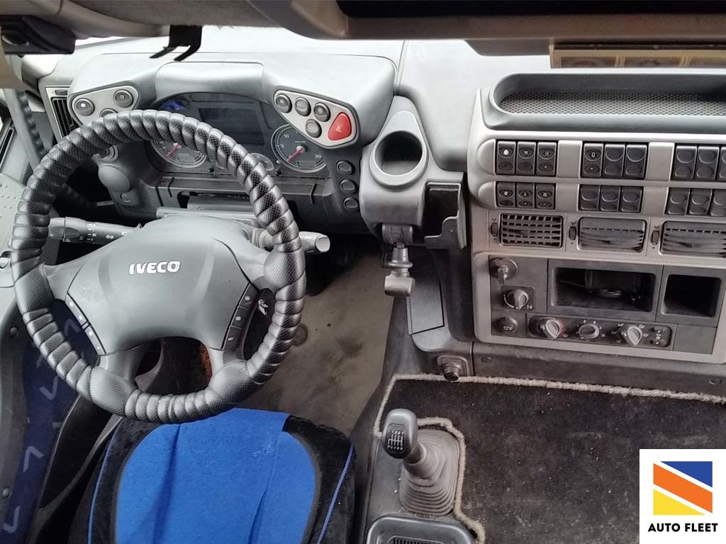 IVECO Stralis 450ES AT440S 45TPRR