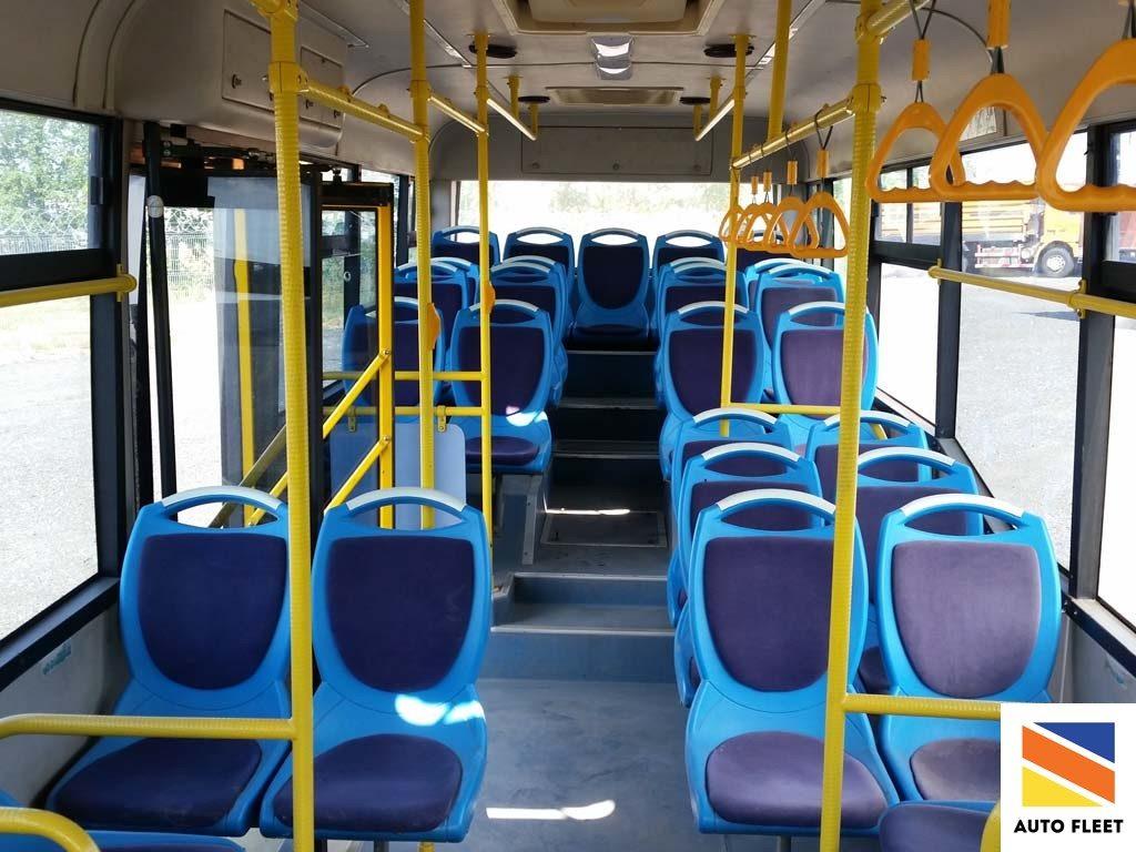 Higer KLQ 6891GA - Автобус маршрутный