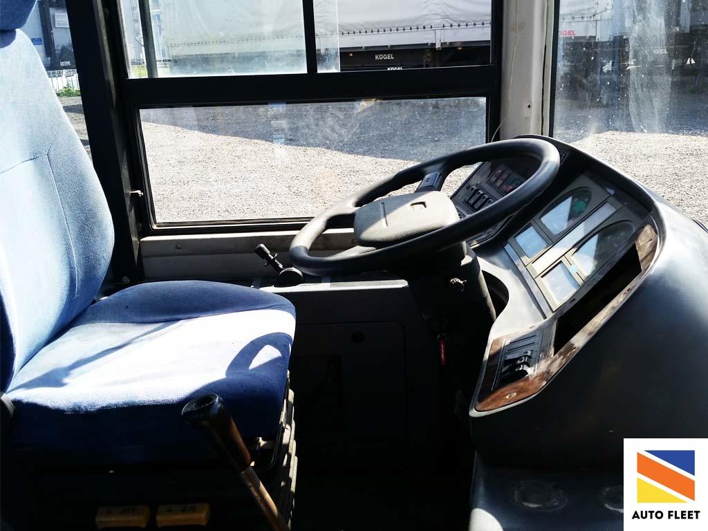 Автобус Higer KLQ6891GA маршрутный.