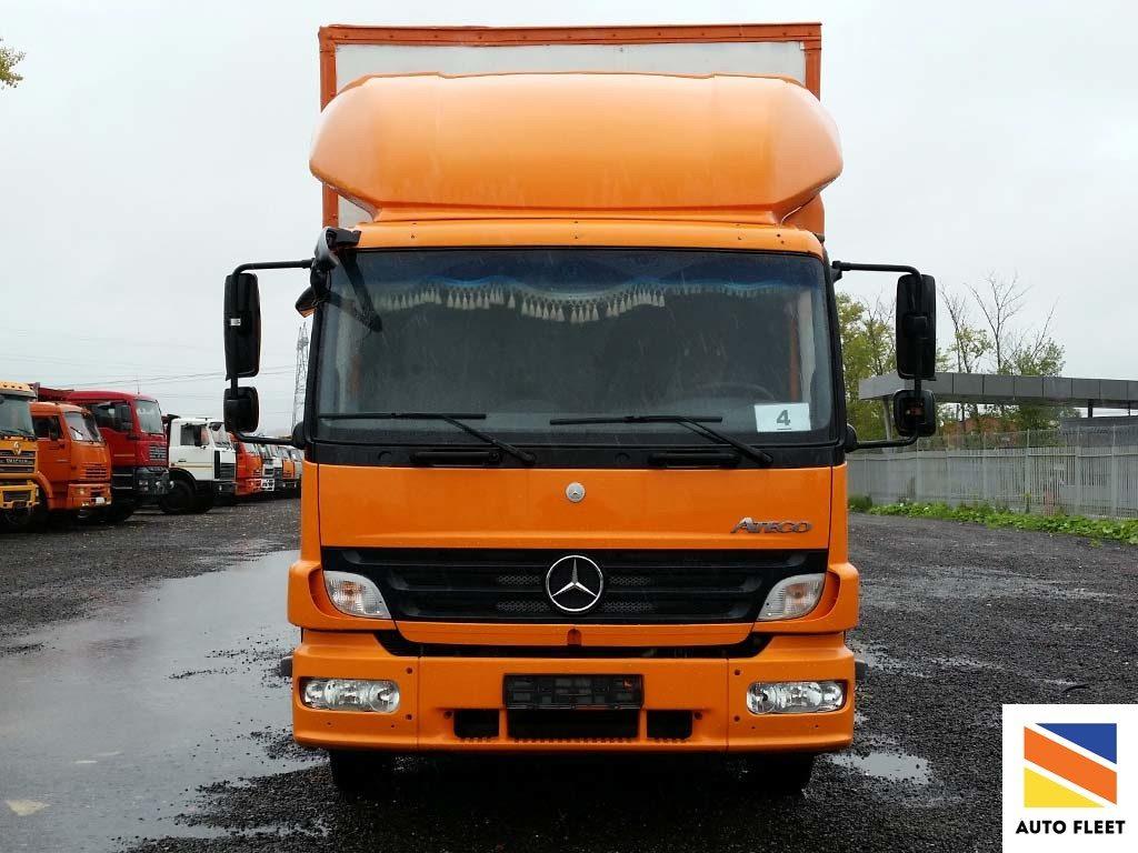 Грузовой фургон Mercedes-Benz ATEGO 1216