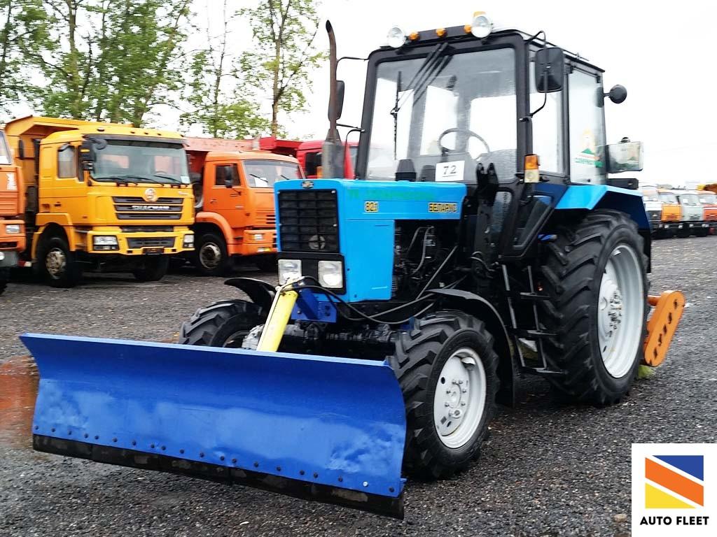 Беларус МД82-1 Машина дорожная трактор МД 82-01 (Беларус)