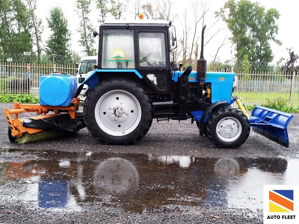 Беларус МД82-1 Машина дорожная трактор