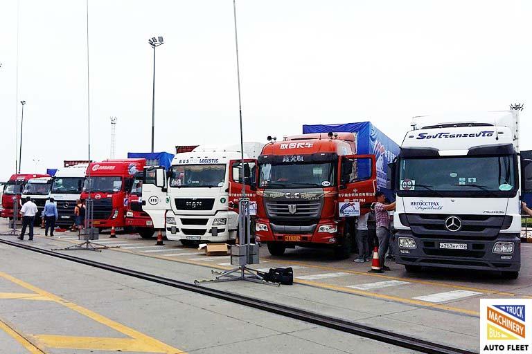 Россия - Китай: новый автомобильный коридор.