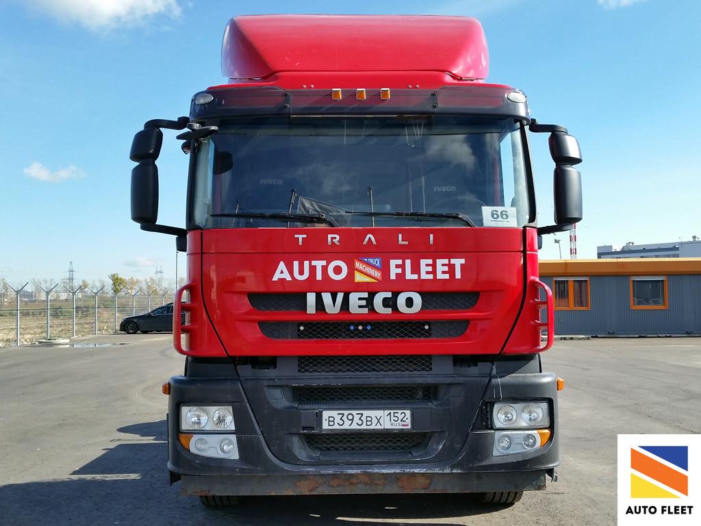 Iveco Stralis AT440S35T Тягач седельный