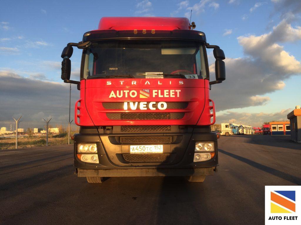 Iveco Stralis 350 Turbo купить тягач