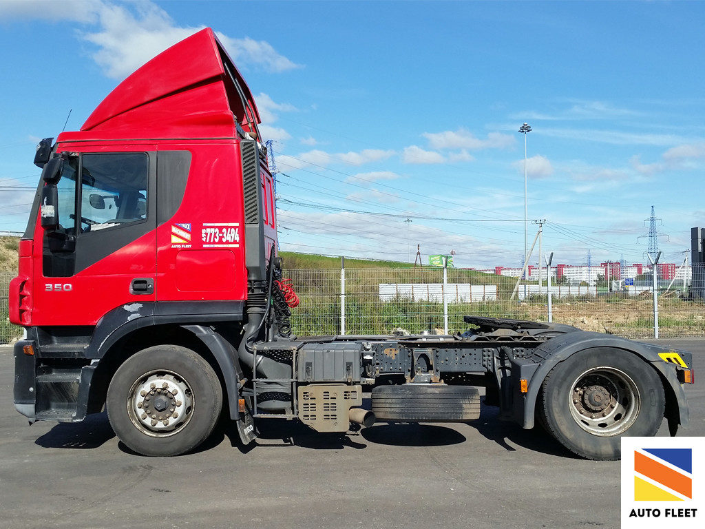 Truck Iveco Stralis AT440 S35T
