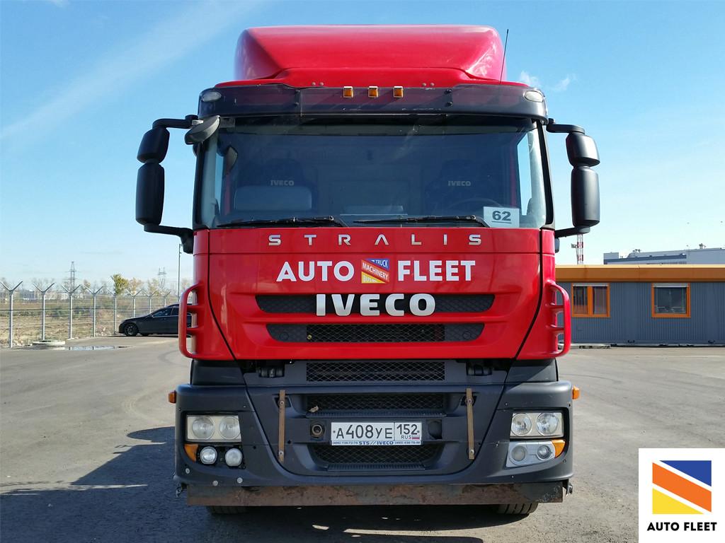 IVECO STRALIS AT440 S35T тягач