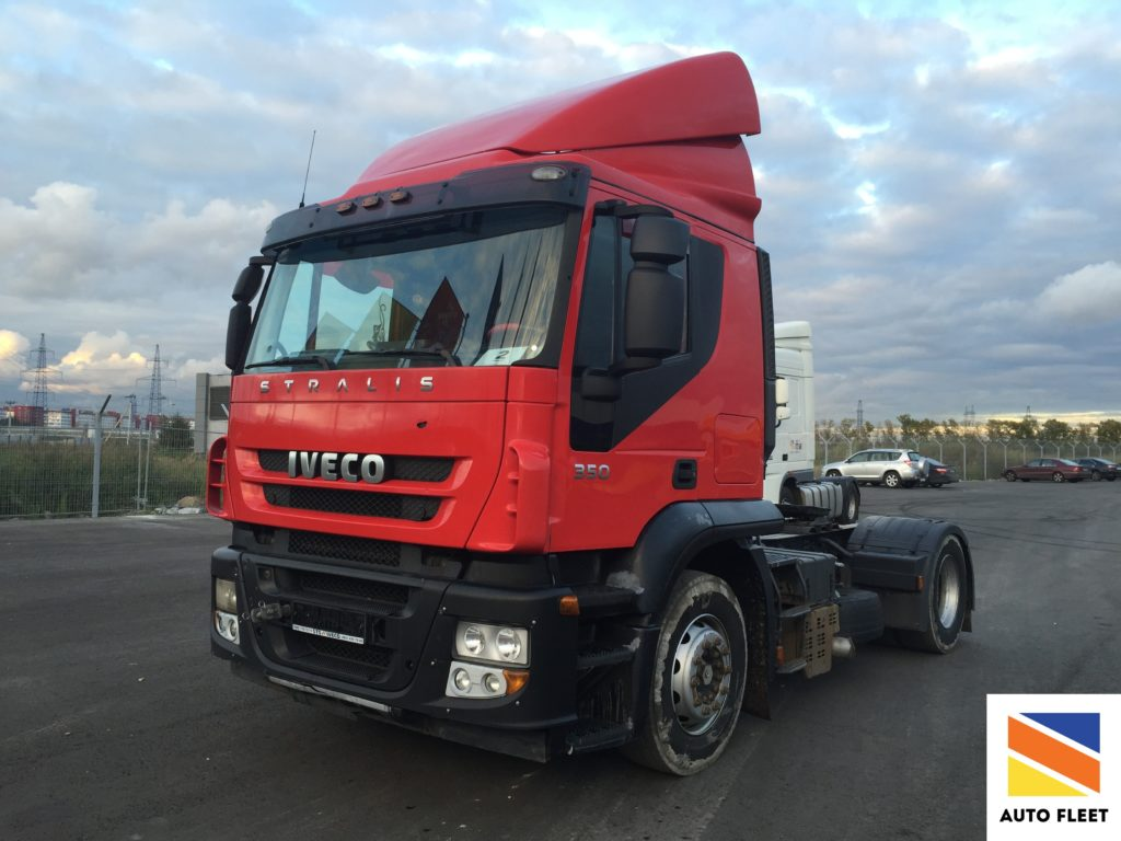 IVECO STRALIS 350 AT440