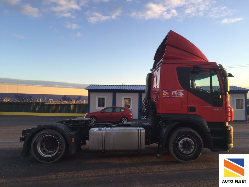 Iveco Stralis s35T AT440 4x2