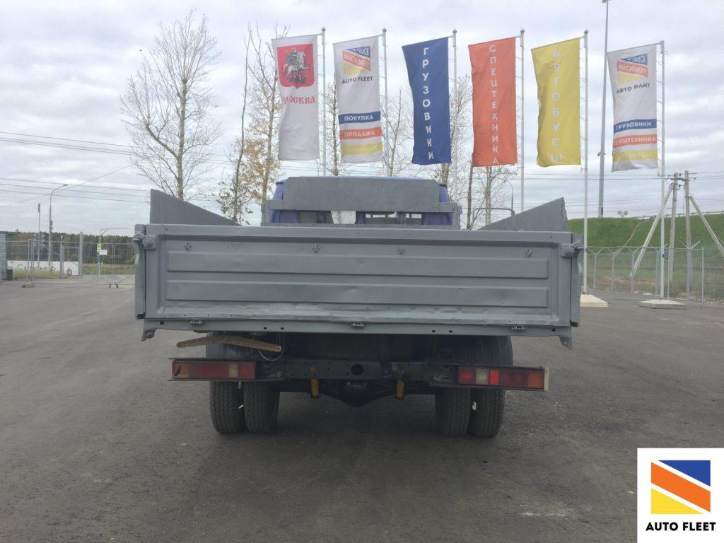 ГАЗ 3302 Газель 4х2 грузовик бортовой