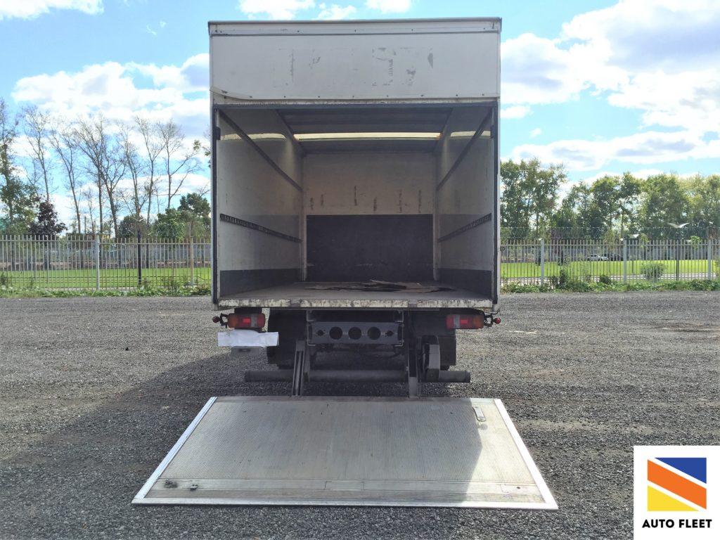MAN TGL 8.180 4х2 грузовой фургон
