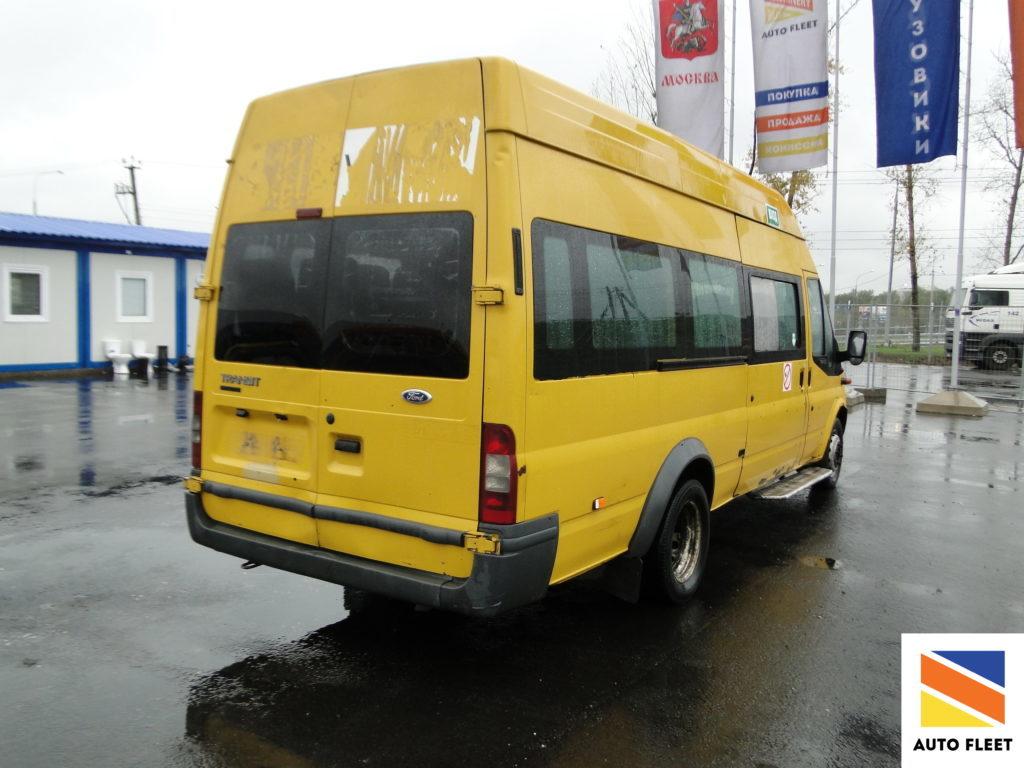 Ford Transit 222702 микроавтобус