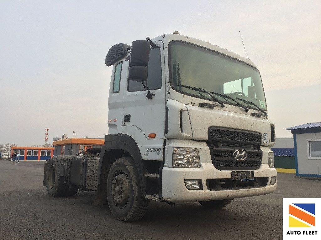 Hyundai HD-500 FL Truck
