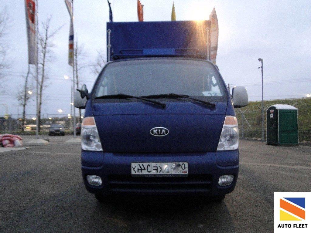 KIA BONGO-3 фургон тентованный