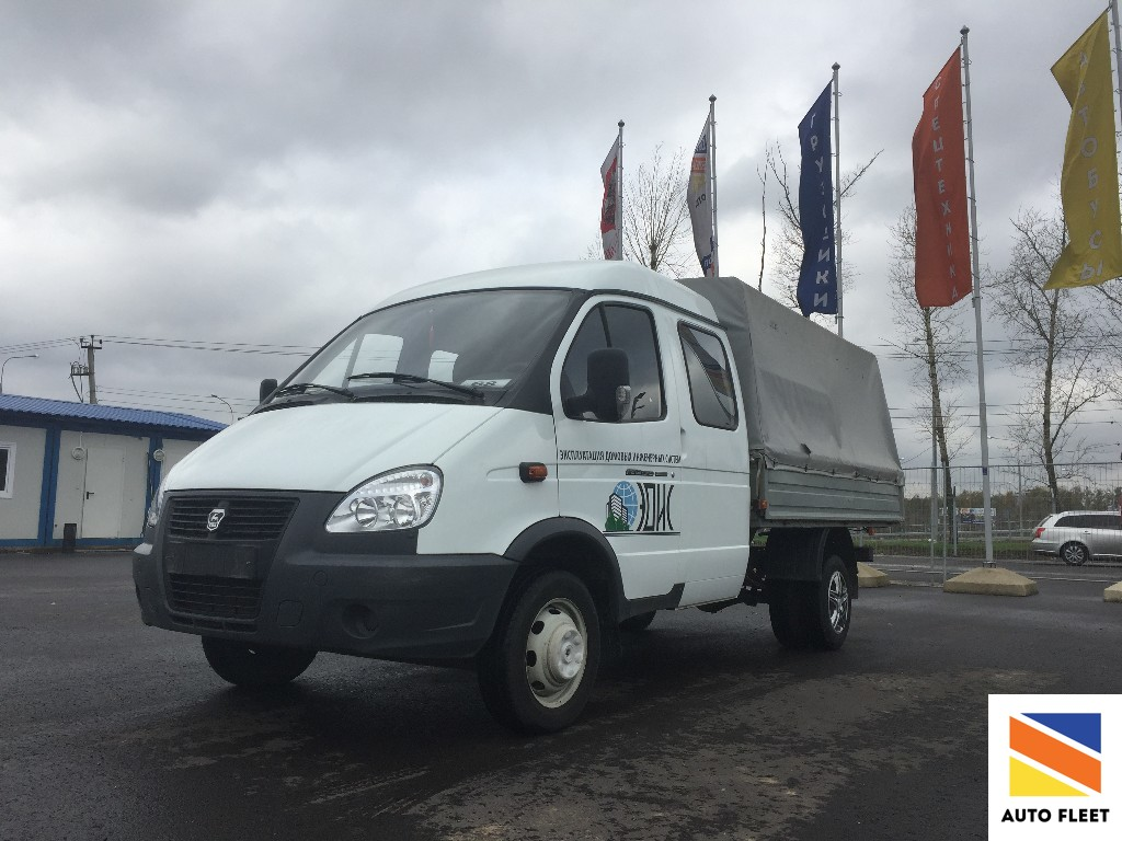тентованый ГАЗ 330232